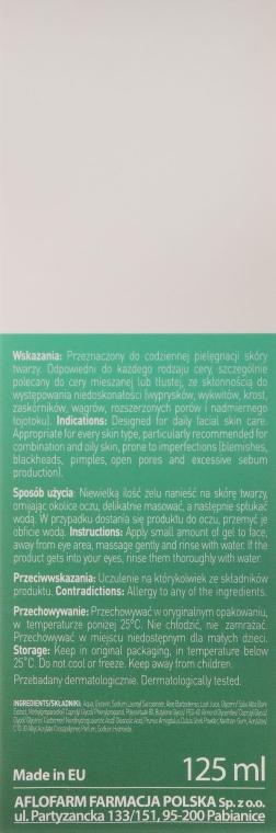 Peeling-Gel de curățare pentru față - Bioliq Specialist Exfoliating Face Gel — Imagine N3