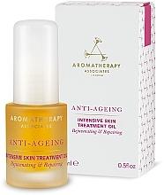 Parfumuri și produse cosmetice Ulei anti-îmbătrânire pentru terapie intensivă - Aromatherapy Associates Anti-Age Intensive Skin Treatment Oil