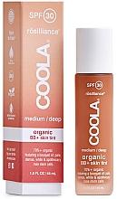 Parfumuri și produse cosmetice BB cream - Coola Rosilliance Organic BB+ Cream SPF30