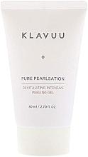 Parfumuri și produse cosmetice Gel peeling pentru față  - Klavuu Pure Pearlsation Revitalizing Intensive Peeling Gel