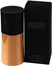 Parfumuri și produse cosmetice Fond de ten, lichid - Giorgio Armani Fluid Sheer (tester în cutie)