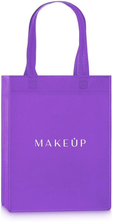 "Geantă shopper, mov ""Springfield"" - MakeUp Eco Friendly Tote Bag"