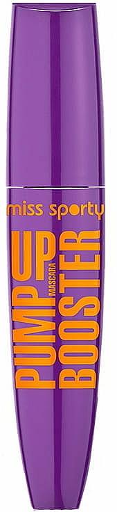 Rimel - Miss Sporty Booster Pump Up Mascara