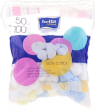 Parfumuri și produse cosmetice Bile de vată din bumbac - Bella Cotton Balls