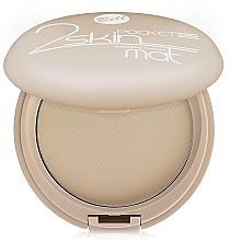 Parfumuri și produse cosmetice Pudră compactă matifiantă - Bell 2 Skin Pocket Pressed Powder Mat