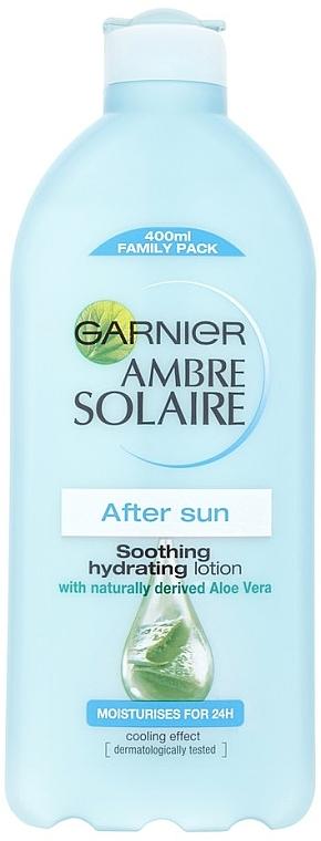 Lapte de corp hidratant după plajă - Garnier Ambre Solaire — Imagine N3