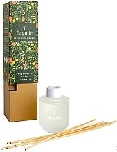 """Parfumuri și produse cosmetice Difuzor de aromă """"Bergamot, Trandafir, Lăcrămioară"""" - Flagolie Home Perfume"""