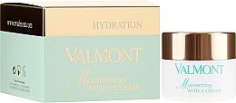 Parfumuri și produse cosmetice Cremă de față - Valmont Moisturizing With A Cream