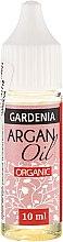 """Parfumuri și produse cosmetice Ulei de argan """"Gardenia"""" - Drop of Essence Argan Oil Gardenia"""