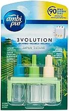 "Parfumuri și produse cosmetice Set ""Japan Tatami"" - Ambi Pur (refill/3x7ml)"