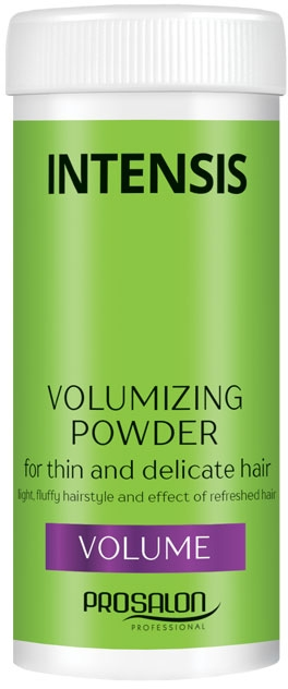 Pudră pentru păr - Prosalon Intensis Volumizing Powder — Imagine N1