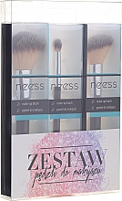 Parfumuri și produse cosmetice Set pensule pentru machiaj №6 - Neess