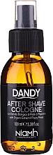 Parfumuri și produse cosmetice Apă de colonie după ras - Niamh Hairconcept Dandy After Shave Aftershave Cologne