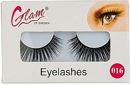 Parfumuri și produse cosmetice Gene false, №016 - Glam Of Sweden Eyelashes