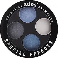 Parfumuri și produse cosmetice Fard de pleoape - Ados Special Effect Eye Shadows