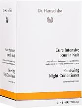 Parfumuri și produse cosmetice Loțiune cosmetică pentru îngrijirea nocturnă - Dr. Hauschka Renewing Night Conditioner