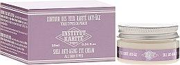 Parfumuri și produse cosmetice Cremă pentru pielea din jurul ochilor - Institut Karite Shea Anti-Aging Eye Cream
