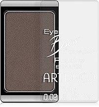 Parfumuri și produse cosmetice Pudră pentru sprâncene - Artdeco Eye brow Powder