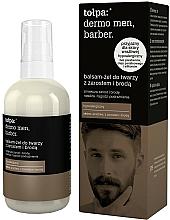 Parfumuri și produse cosmetice Balsam-gel calmant pentru barbă - Tolpa Dermo Men Barber