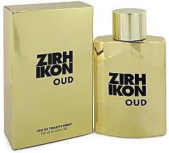 Parfumuri și produse cosmetice Zirh Ikon Oud - Apă de toaletă