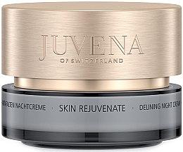 Parfumuri și produse cosmetice Cremă anti-îmbătrânire de noapte pentru față - Juvena Rejuvenate Delining Night Cream Normal to Dry Skin