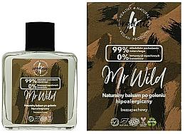 Parfumuri și produse cosmetice Balsam hipoalergenic după bărbierit - 4Organic Natural Hypoallergenic After Shave Balm