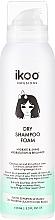 """Parfumuri și produse cosmetice Șampon uscat spumă """"Hidratant și strălucește"""" - Ikoo Infusions Shampoo Foam Color Hydrate & Shine"""