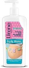 Parfumuri și produse cosmetice Gel pentru igiena intimă, pentru femei însărcinate - Lirene Mama Intimate Hygiene Wash For Pregnant Woman