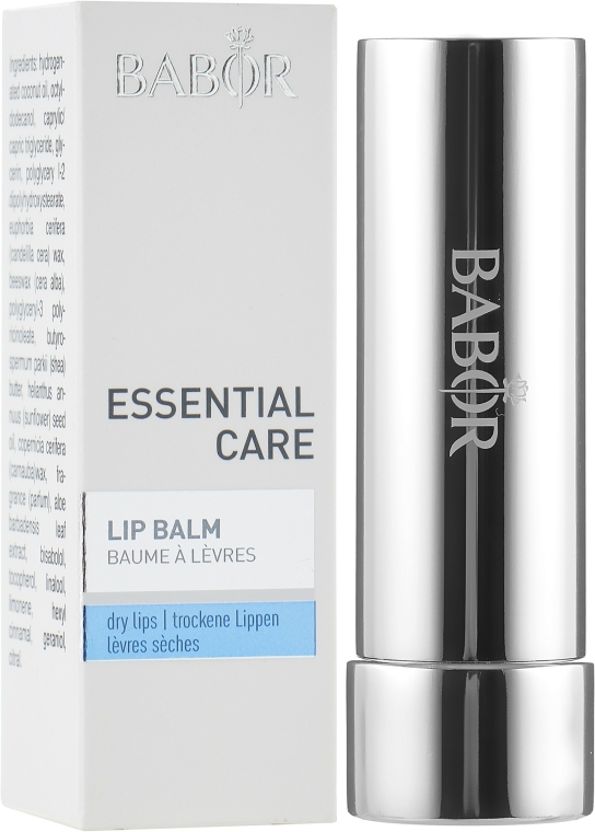 Balsam de buze - Babor Essential Care Lip Balm — Imagine N1