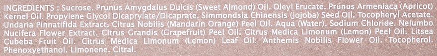 Scrub dulce-sărat pentru corp - Thalgo Sweet and Savoury Body Scrub — Imagine N4