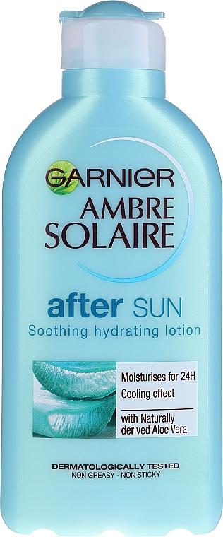 Lapte de corp hidratant după plajă - Garnier Ambre Solaire — Imagine N1