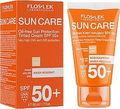 Parfumuri și produse cosmetice Cremă de plajă SPF50 - Floslek Sun Protection Cream SPF50+