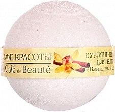 """Parfumuri și produse cosmetice Bilă efervescentă de baie """"Sorbet de vanilie"""" - Le Cafe de Beaute Bubble Ball Bath"""