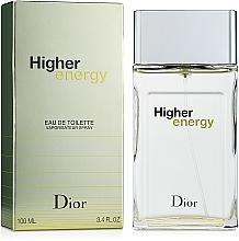 Dior Higher Energy - Apă de toaletă — Imagine N2