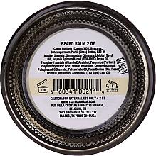 Balsam pentru barbă - 18.21 Man Made Beard Balm Spiced Vanilla — Imagine N2