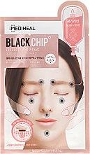 Parfumuri și produse cosmetice Mască din țesut - Mediheal Black Chip Circle Point Mask