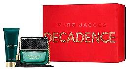 Parfumuri și produse cosmetice Marc Jacobs Decadence - Set (edp/50ml + b/lol/75ml)