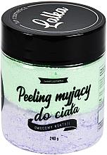 """Parfumuri și produse cosmetice Spumă-peeling de corp """"Cocktail de fructe"""" - Lalka"""
