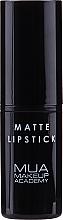 Parfumuri și produse cosmetice Ruj mat de buze - MUA Makeup Academy Matte Lipstick