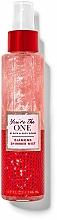 Parfumuri și produse cosmetice Bath and Body Works You`re The One Diamond Shimmer Mist - Spray parfumat pentru corp