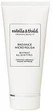 Parfumuri și produse cosmetice Scrub pentru față - Estelle & Thild Biotreat Radiance Micro Polish
