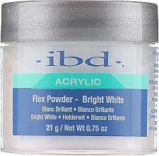 Parfumuri și produse cosmetice Pudră acrilică, albă - IBD Flex Powder Bright White