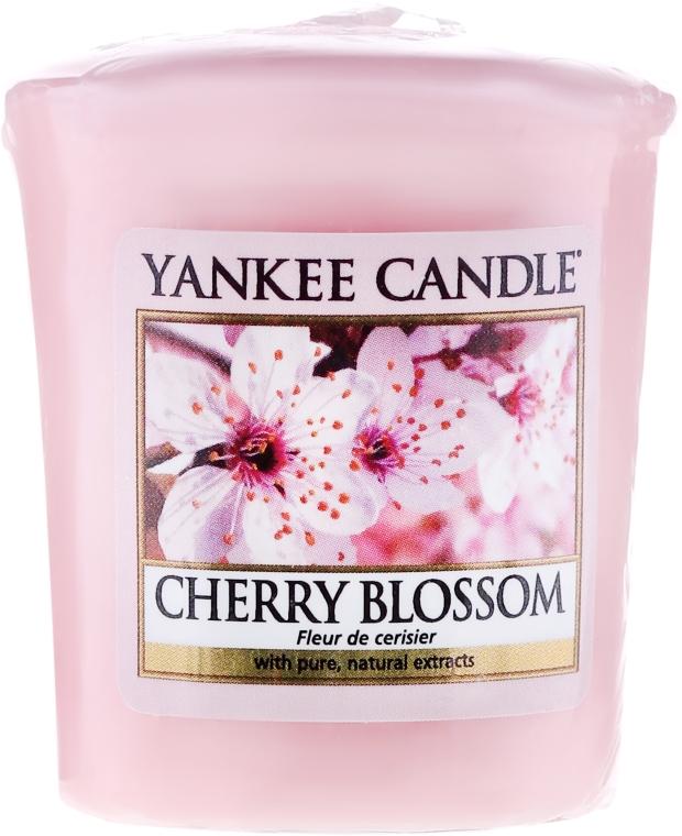 """Lumânare parfumată """"Cireși înfloriți"""" - Yankee Candle Scented Votive Cherry Blossom — Imagine N1"""