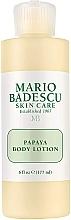 """Parfumuri și produse cosmetice Loțiune de corp """"Papaya"""" - Mario Badescu Papaya Body Lotion"""