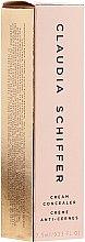 Parfumuri și produse cosmetice Concealer - Artdeco Claudia Schiffer Cream Concealer