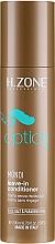 Parfumuri și produse cosmetice Balsam pentru păr - H.Zone Option Sun Monoi Leave-In Conditioner