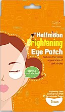 Parfumuri și produse cosmetice Patch-uri sub ochi - Cettua Halfmoon Brightening Eye Patch