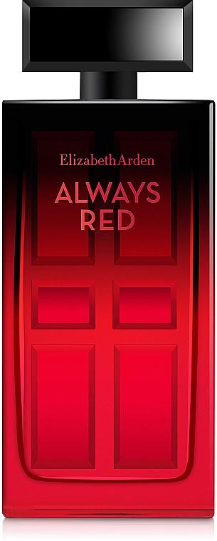 Elizabeth Arden Always Red - Apă de toaletă — Imagine N1