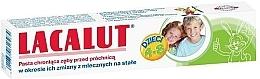 """Parfumuri și produse cosmetice Pastă de dinți pentru copii """"Kids"""" - Lacalut"""