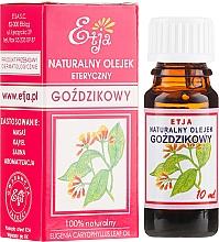 Parfumuri și produse cosmetice Ulei esențial de cuișoare - Etja Natural Essential Oil